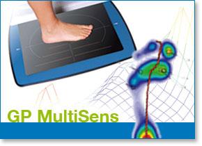 Druckmessung - GP MultiSens