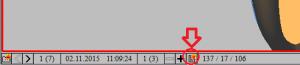 Buttons-unten-neuer-Datensatz-markiert