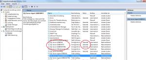 Dienste-SQL-Server-Markiert