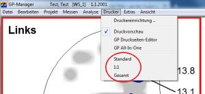 GP-Manager-Drucker-Druckansichten-markiert