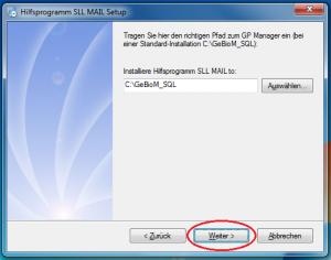 SSL-Fix-Installation-Screen2-Weiter-markiert
