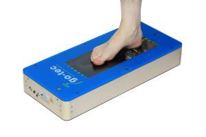 Scanner-mit-Fuß